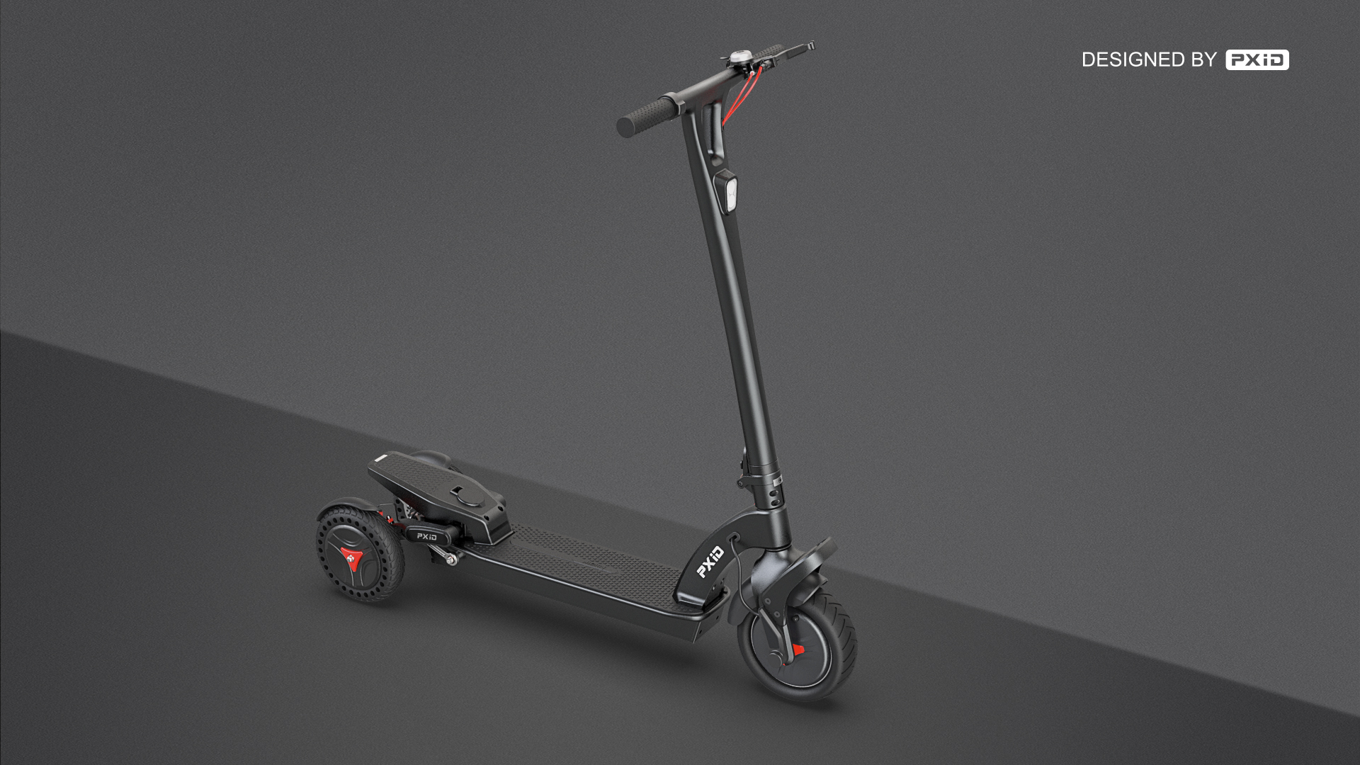 PXID launches smart sharing scooter
