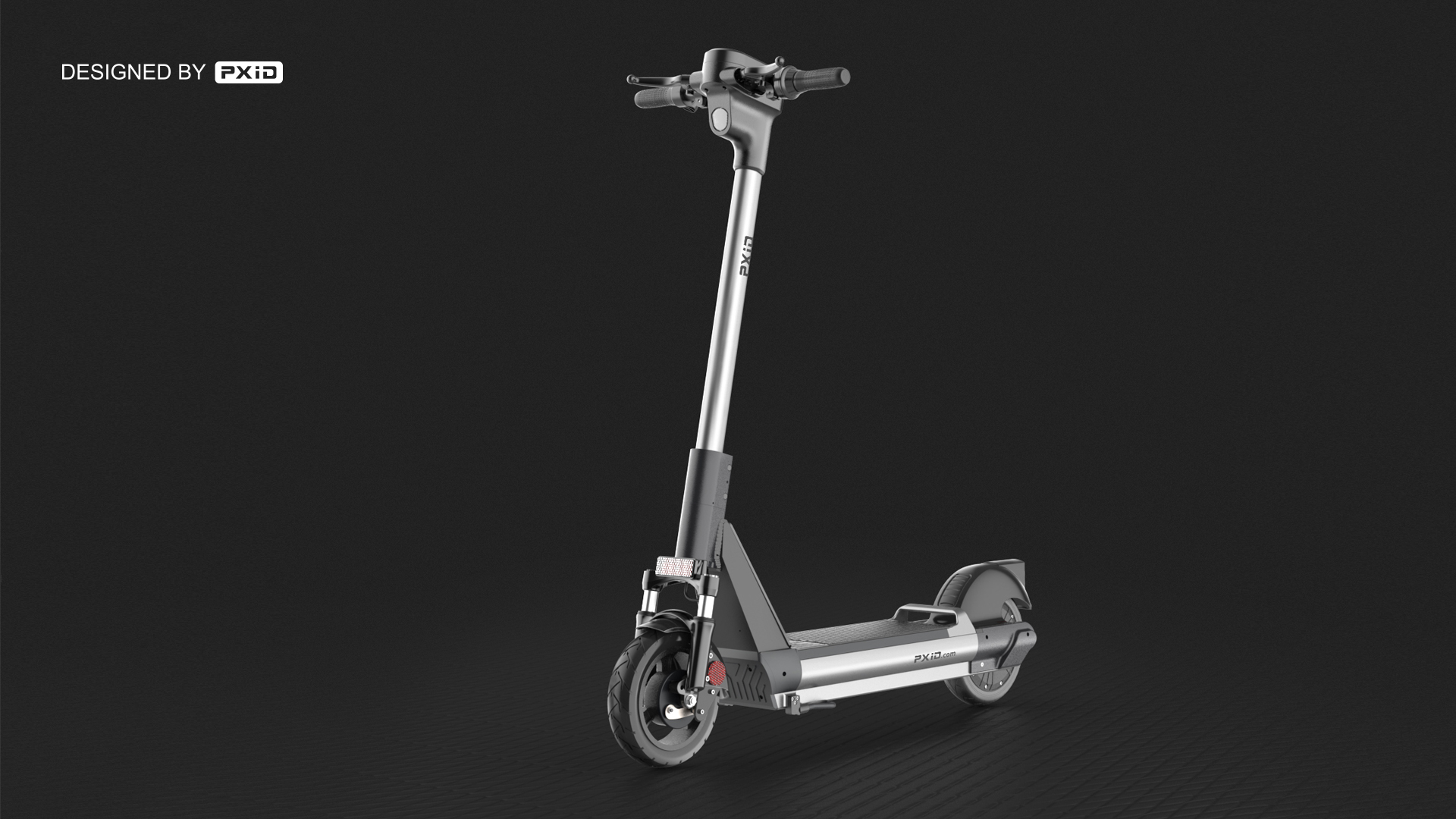 2020 PXID new escooter for sharing rental electric scooter with IOT device