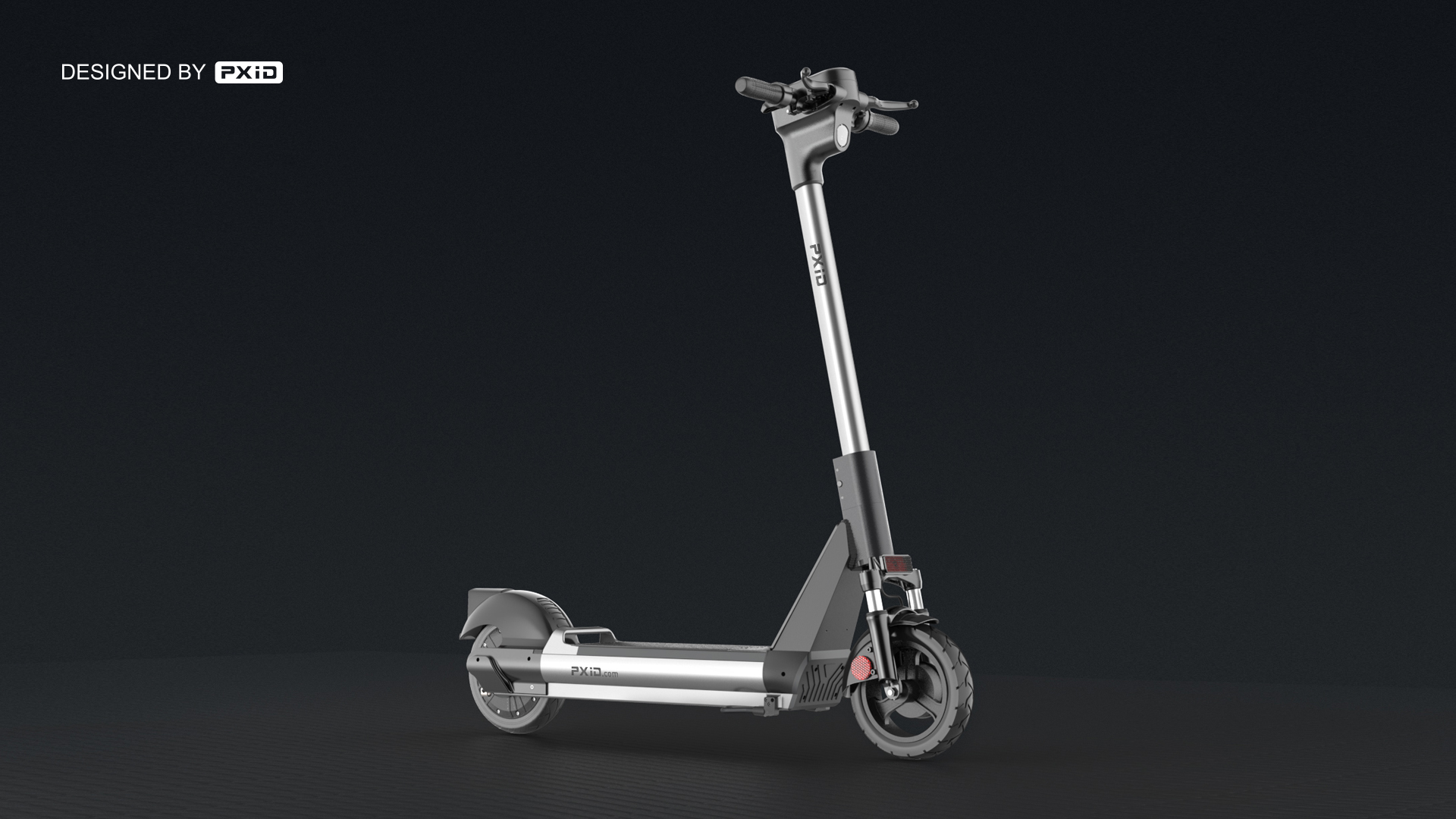 2019 shared scooter design with 18.2ah detachable battery