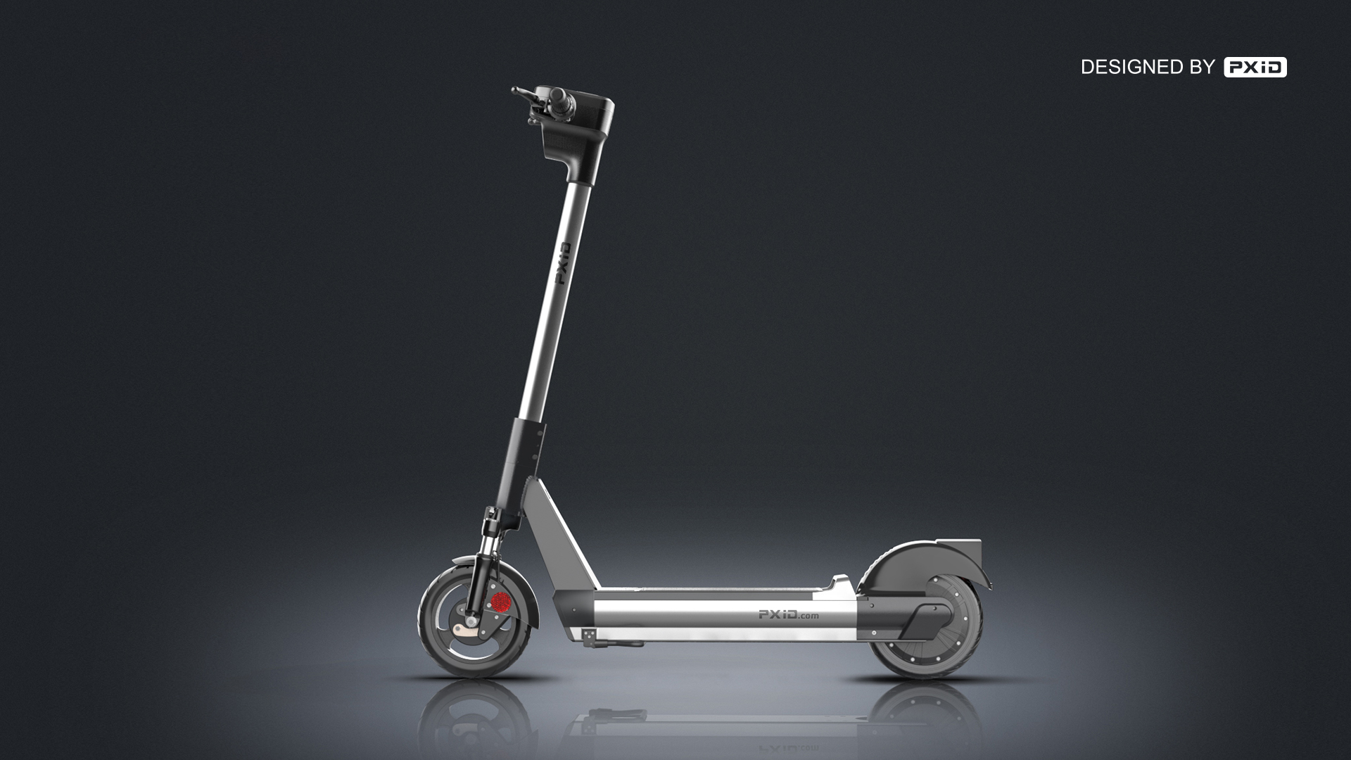 Jingmai launches Ionex electric scooter at the 2019 Tokyo Motor Show