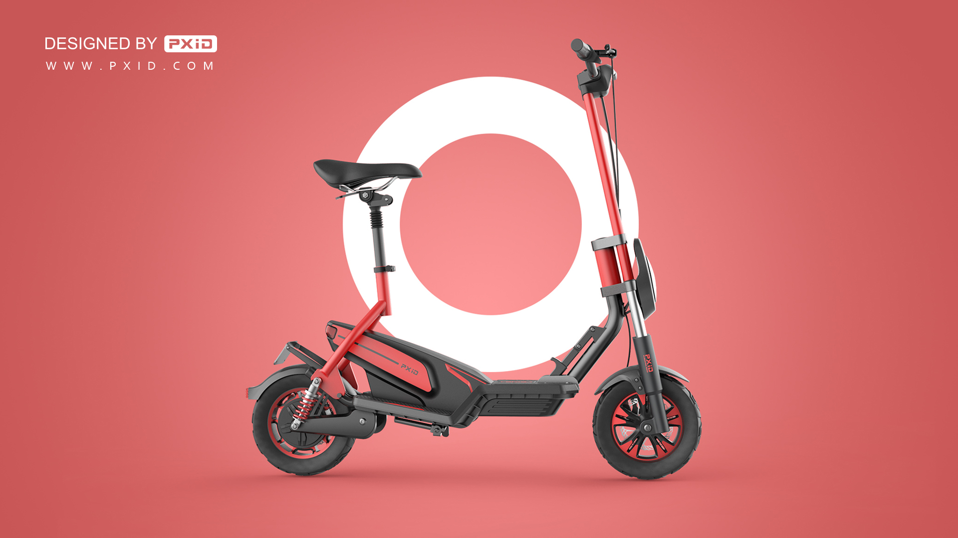 EVO Electric bike design moped bicycle electric bike