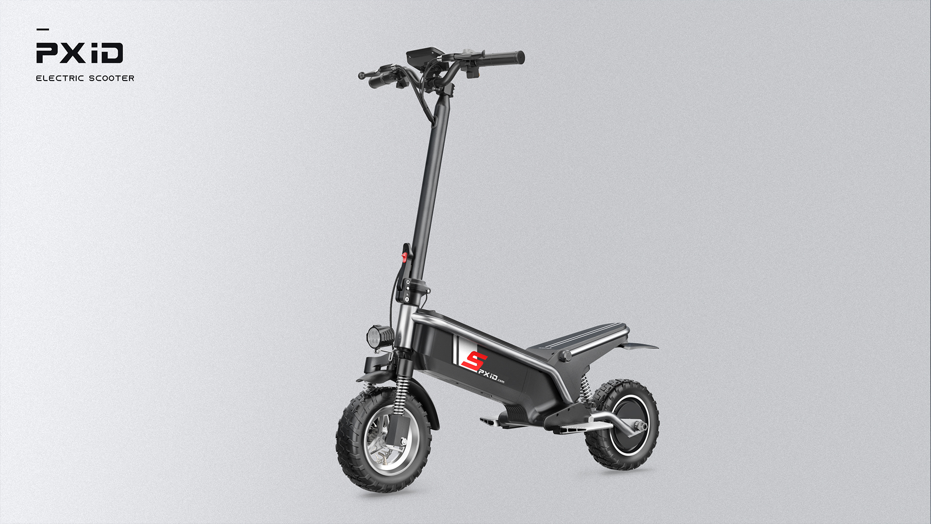F1 foldable Off-road electric scooter design