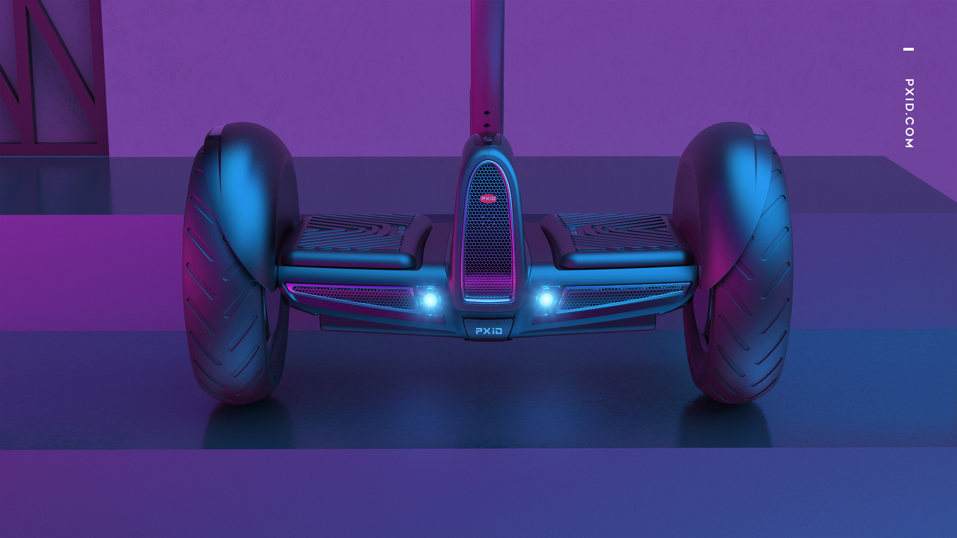 iwalk balance wheel design