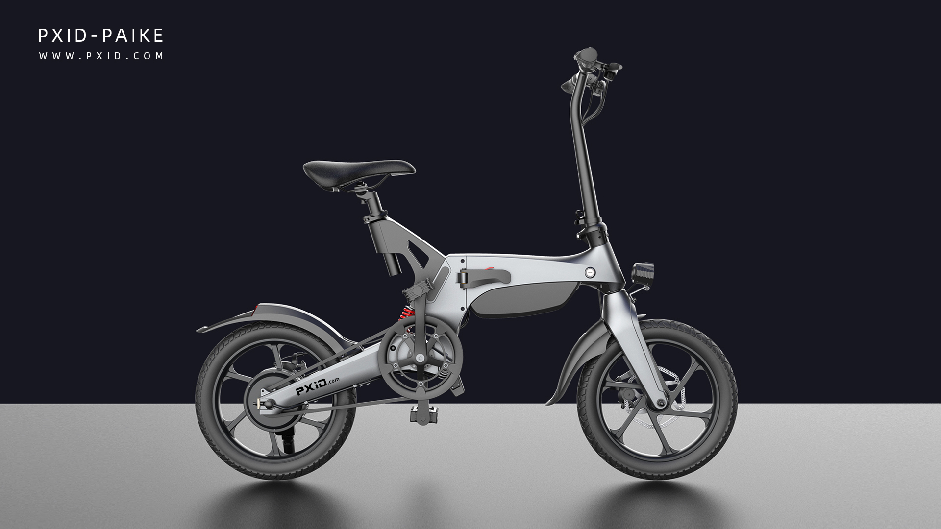 2020 Electric Bike Long Range E-Bike 250W Motor E Bike Price Folding Ebike E Mobility With Lithium Battery