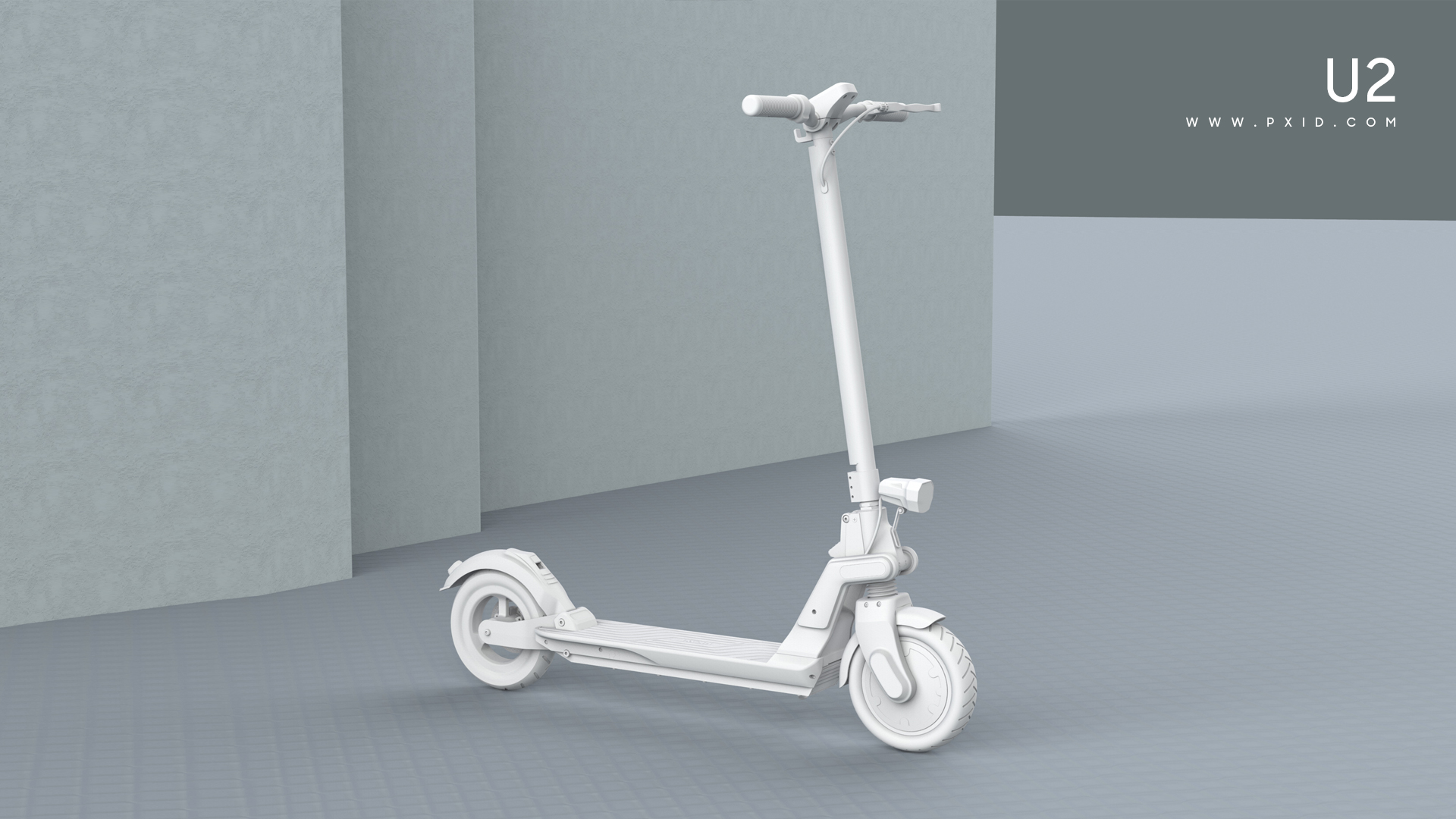 2020 Wholesale U2 e-scooter mobility electric scooter bike folding two wheels e scooter design