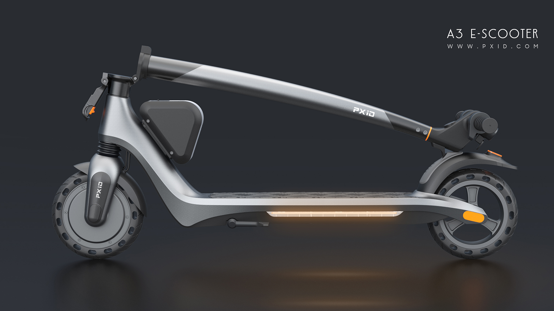 How much do you know about the internal structure of electric scooters?