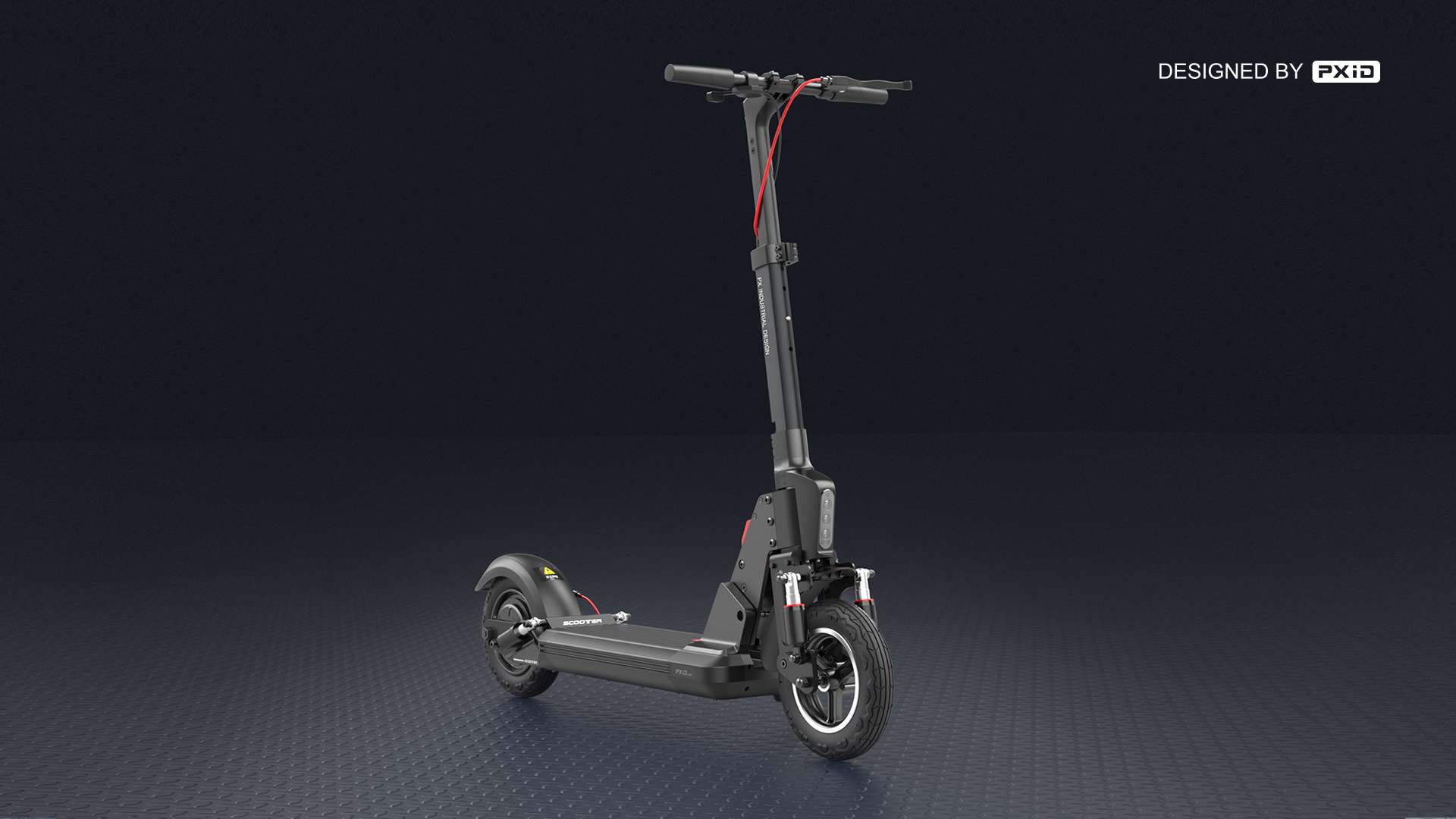 The c1 powerful power scooter takes you out of C, and travels cool!