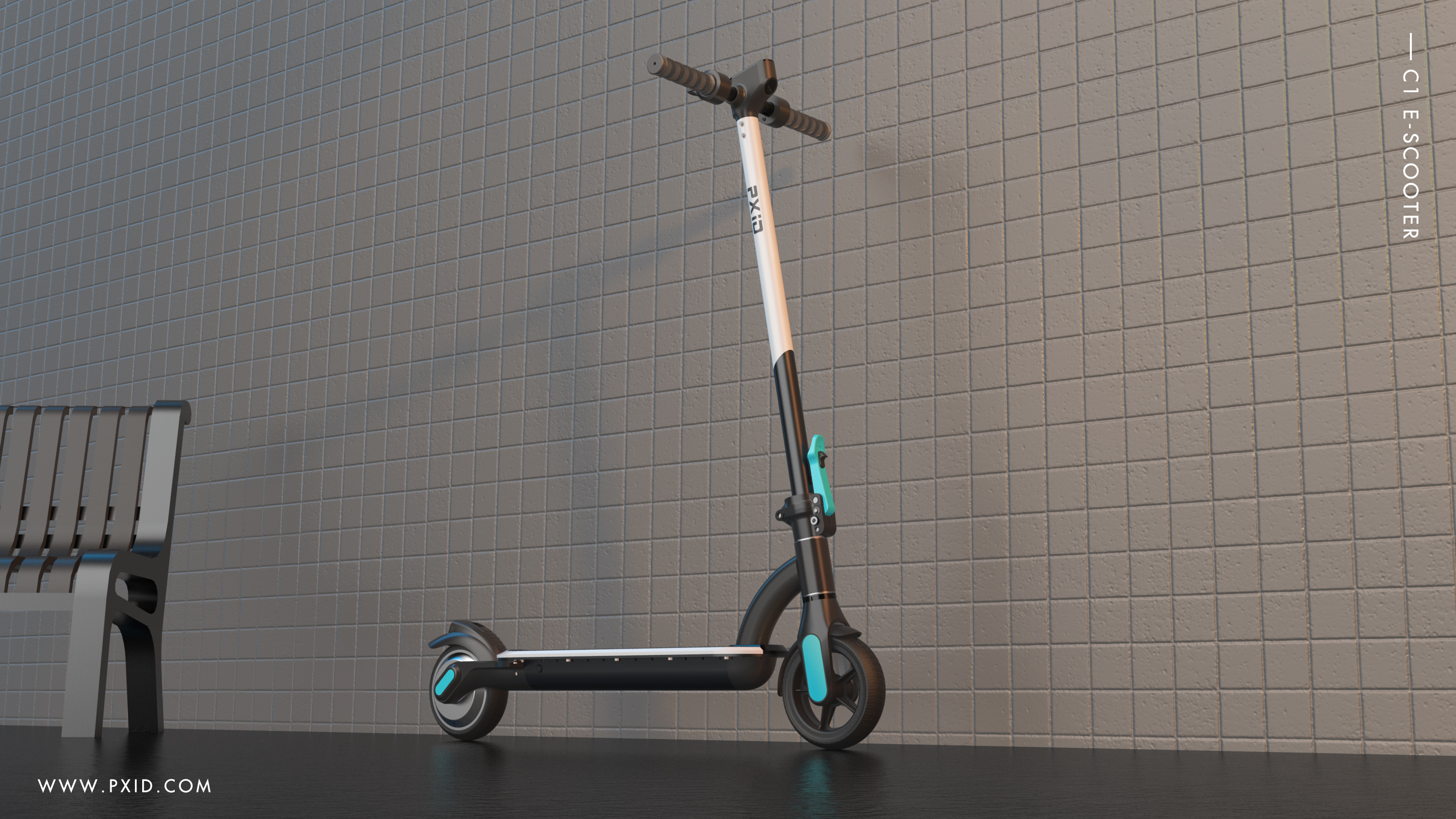 The latest scooter design in July 2020