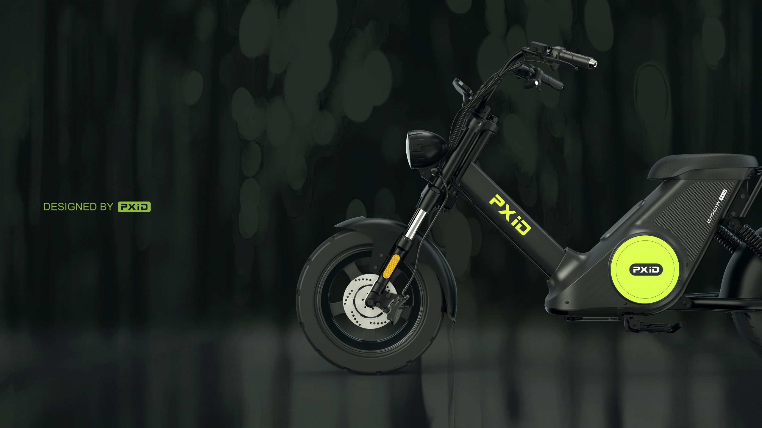 M6 For Adults Powerful Off Road Electric Motorcycle