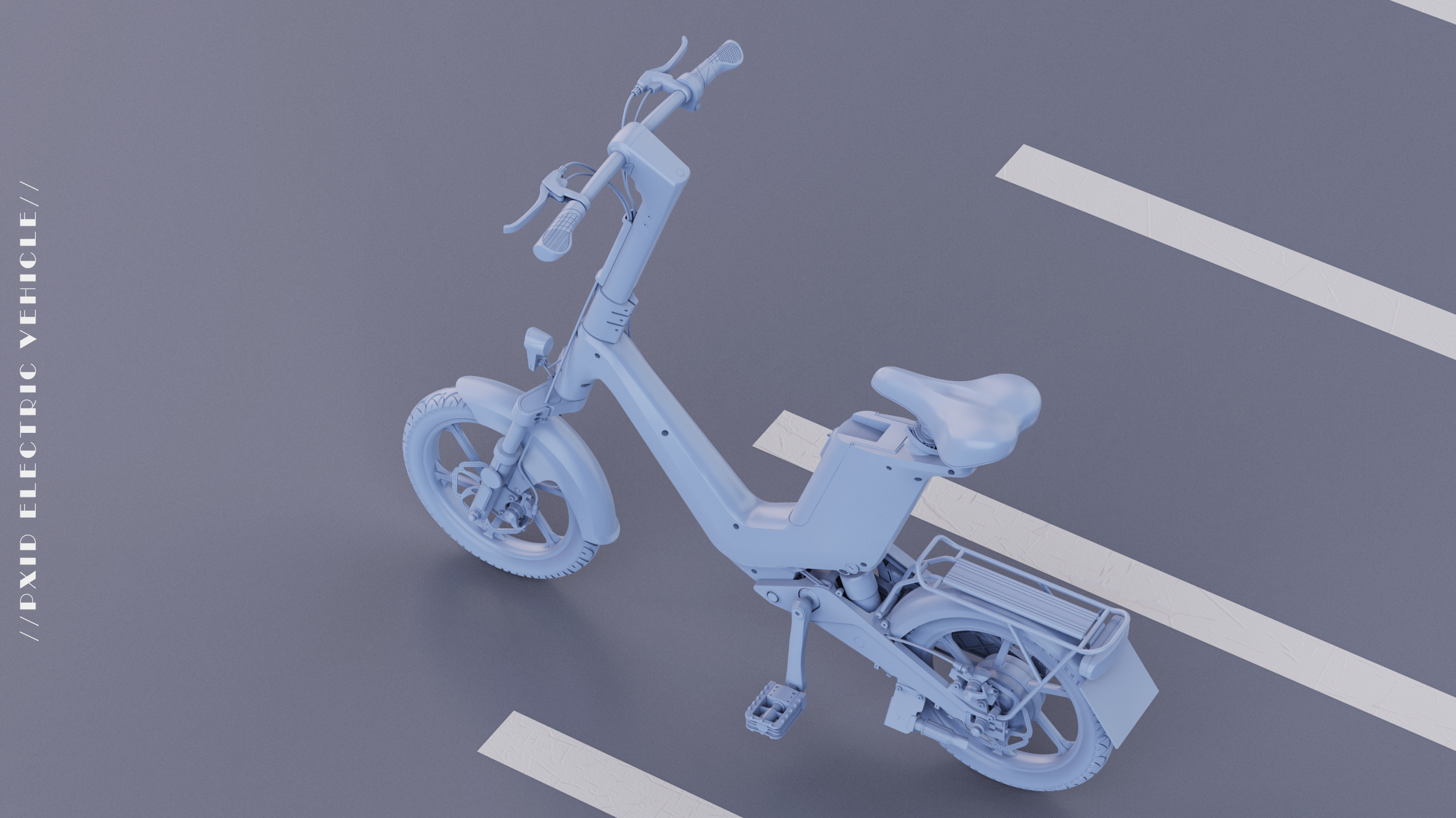 GST 16 inch electric bicycle design