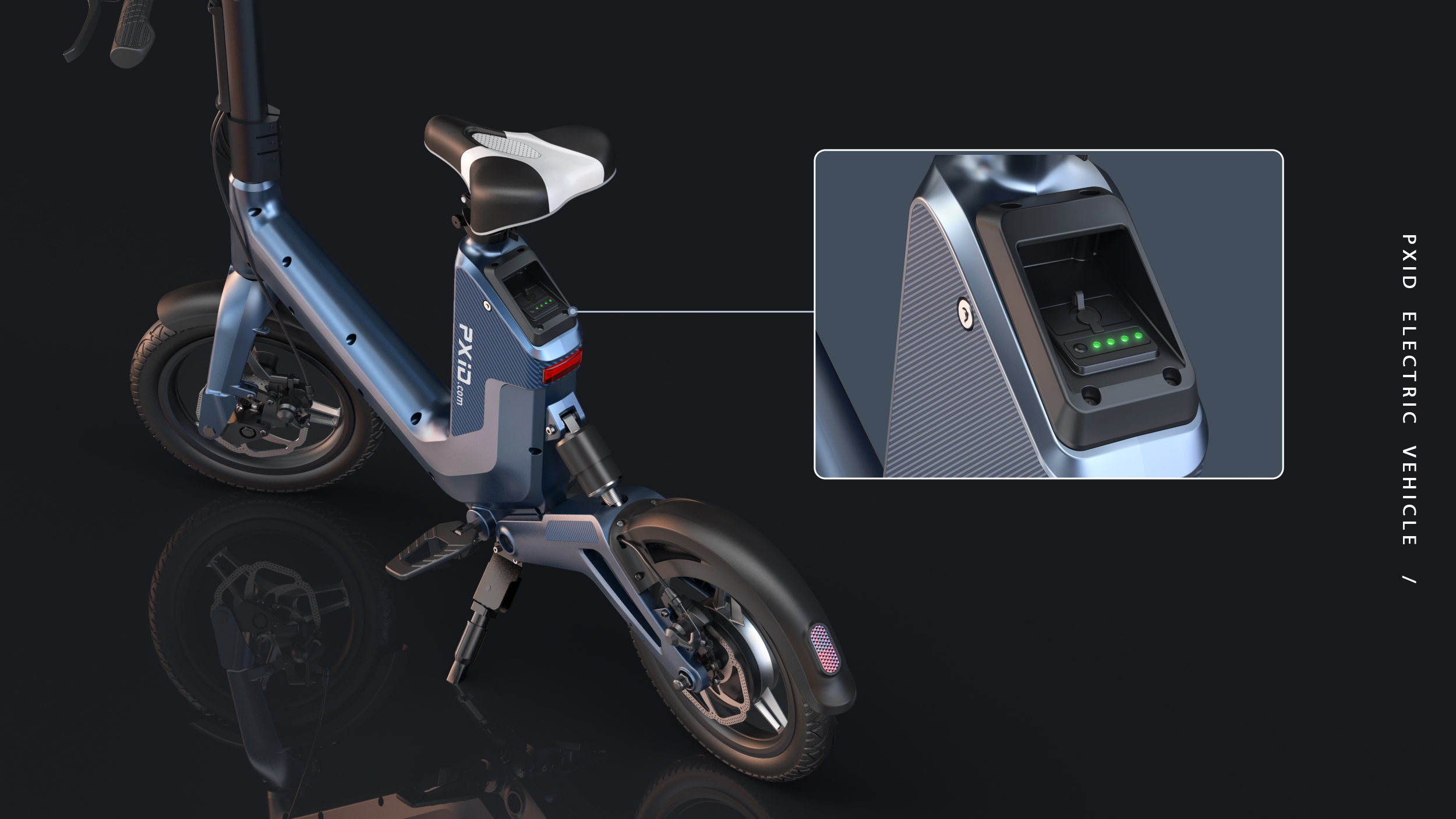 2020 new released electric bike 14 inch