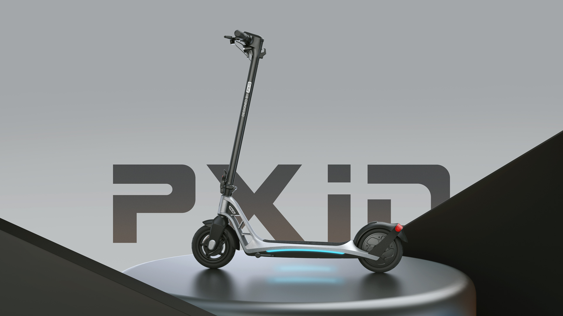 H10 2021 New Model Adult Electric Scooter