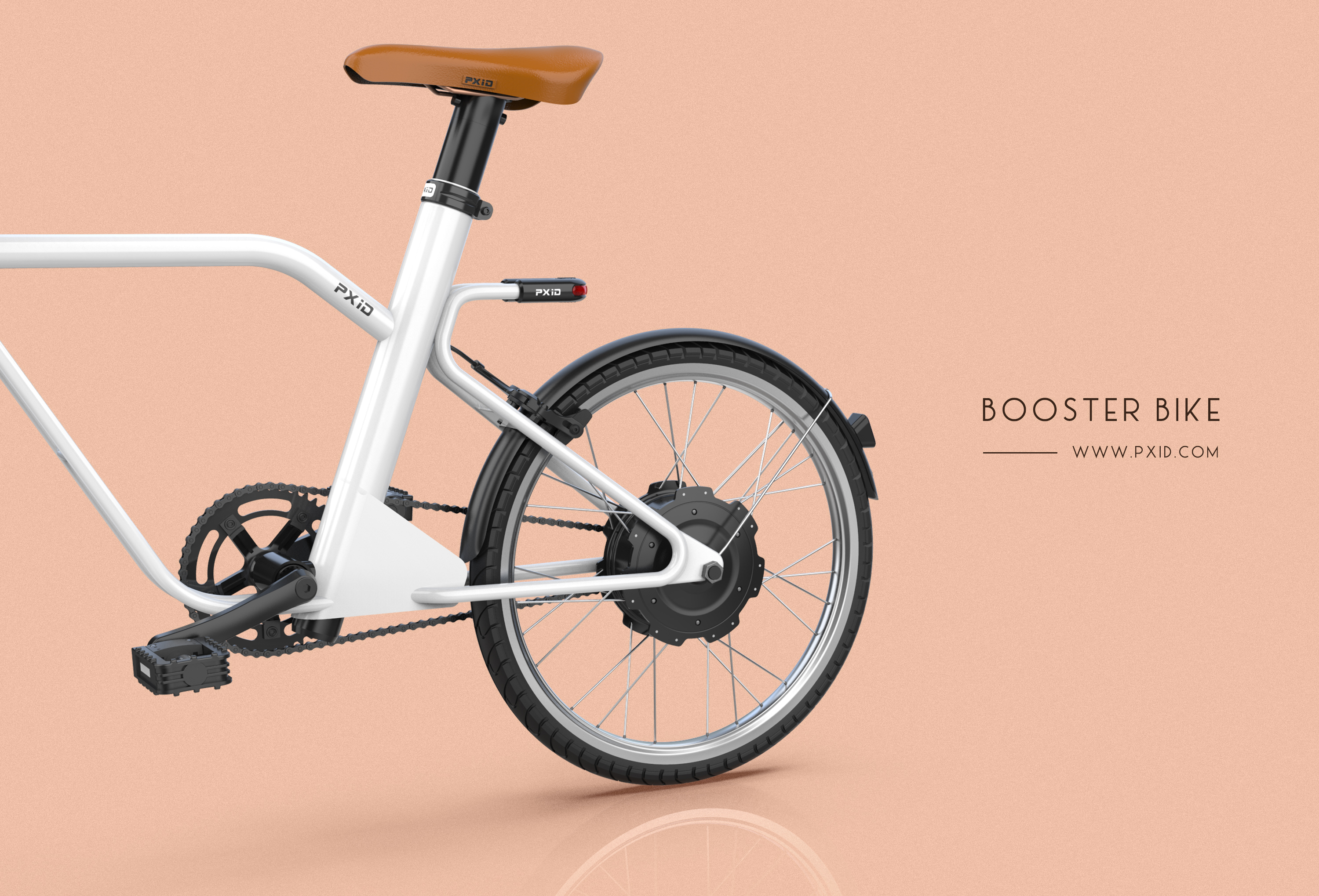 2019 electric bike design