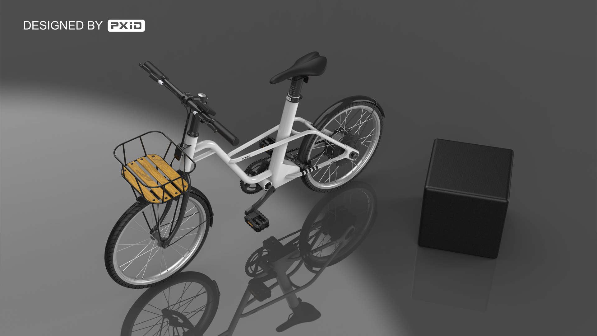 2019 latest electric bicycle design