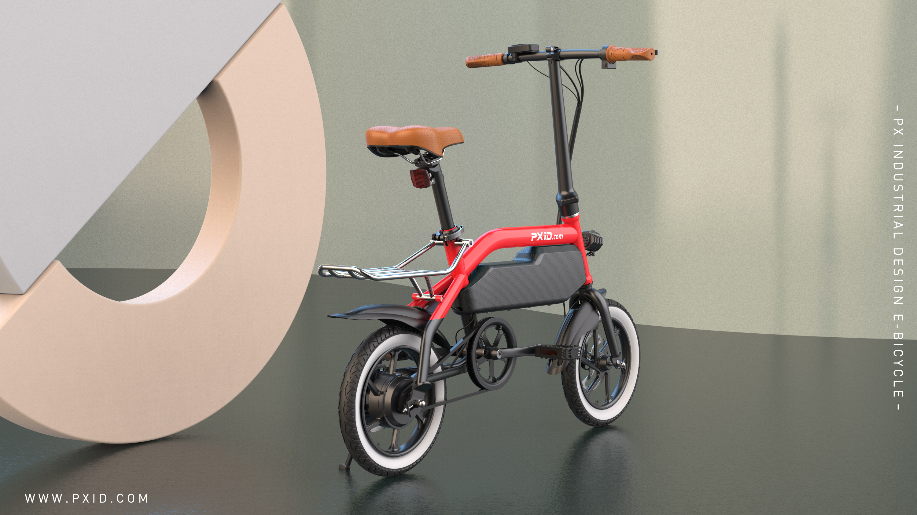 PXID 14 Inch E Bike Electric Bicycle Cheap Electric Bicycle