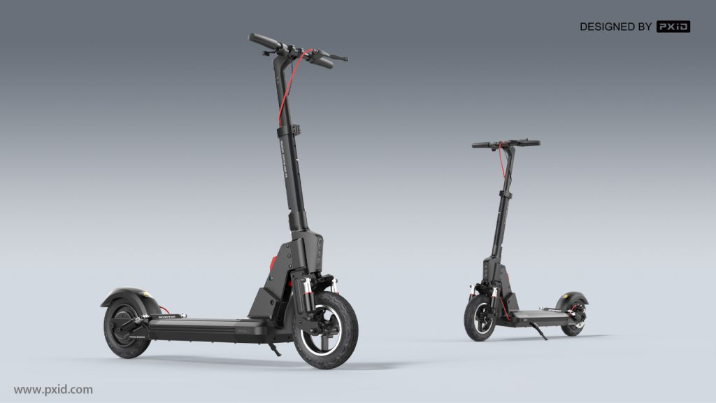 Expected statistical growth of the global market for electric scooters and electric scooters in 2020-2026