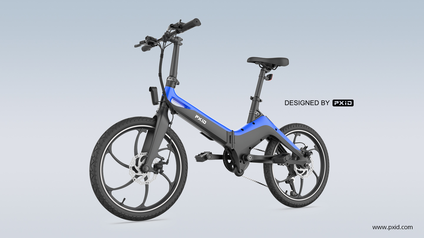 Shared electric bikes help you travel light