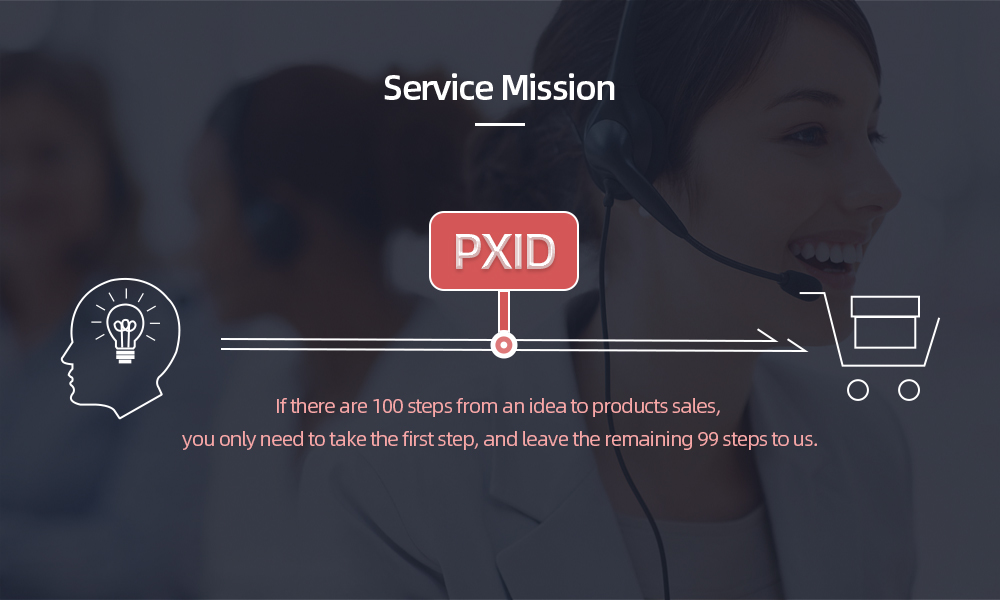 What is the service mission of your company?