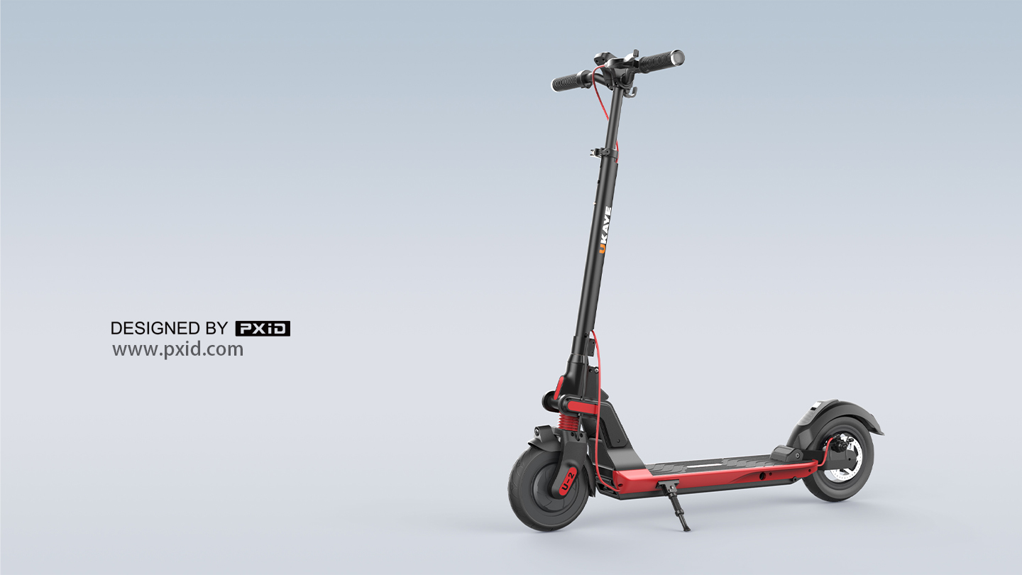 Swiss company second generation succession meter high scooter empire