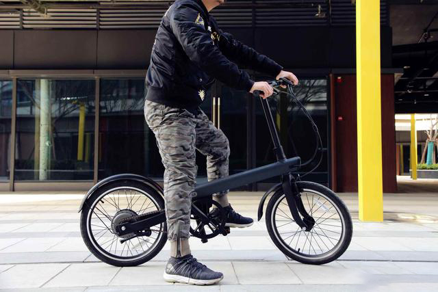 Xiaomi reproduces the new electric power-assisted bicycle
