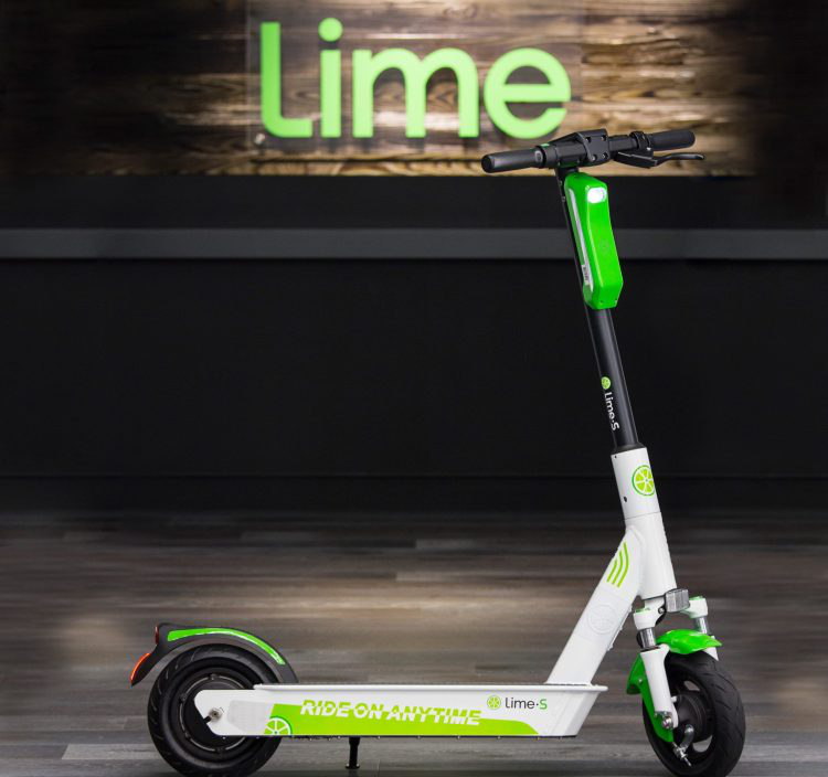 Lime to exit Charlottesville electric scooter program in 2020