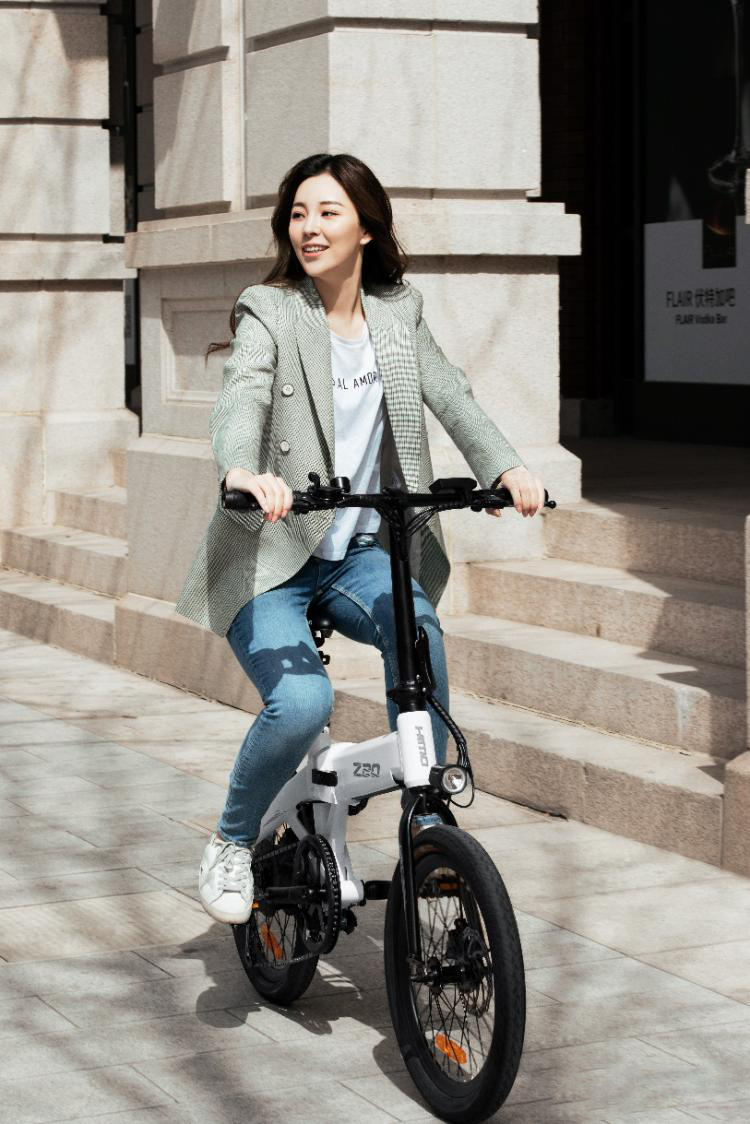 Xiaomi's new product is here!HIMO introduces the first Z series full folding lithium streetcar, 2020 will take you to ride!