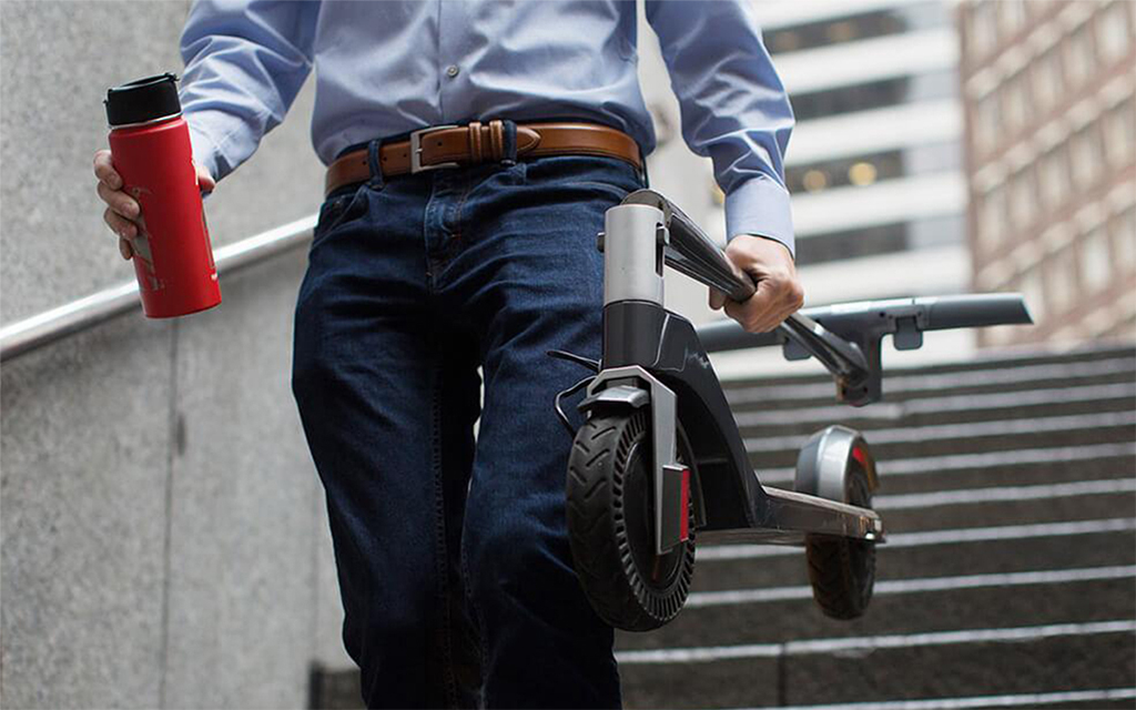 Do you know the most popular electric scooter on the Internet?