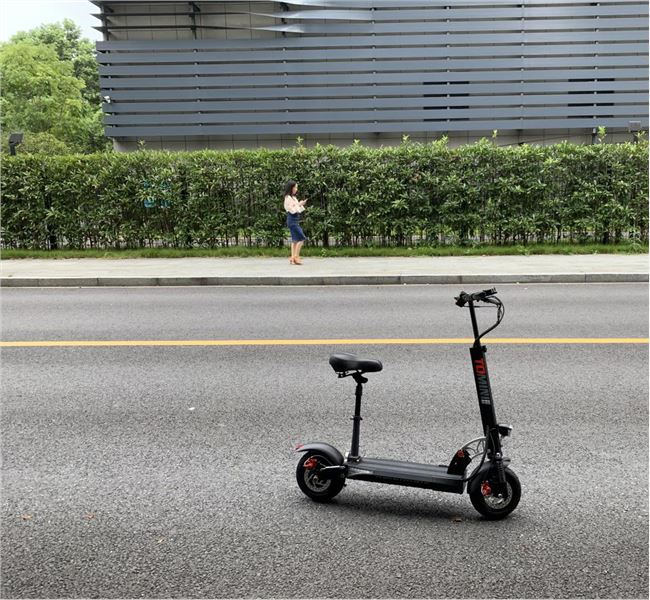 PXID evaluation | titanium meters electric scooter what are the different places?