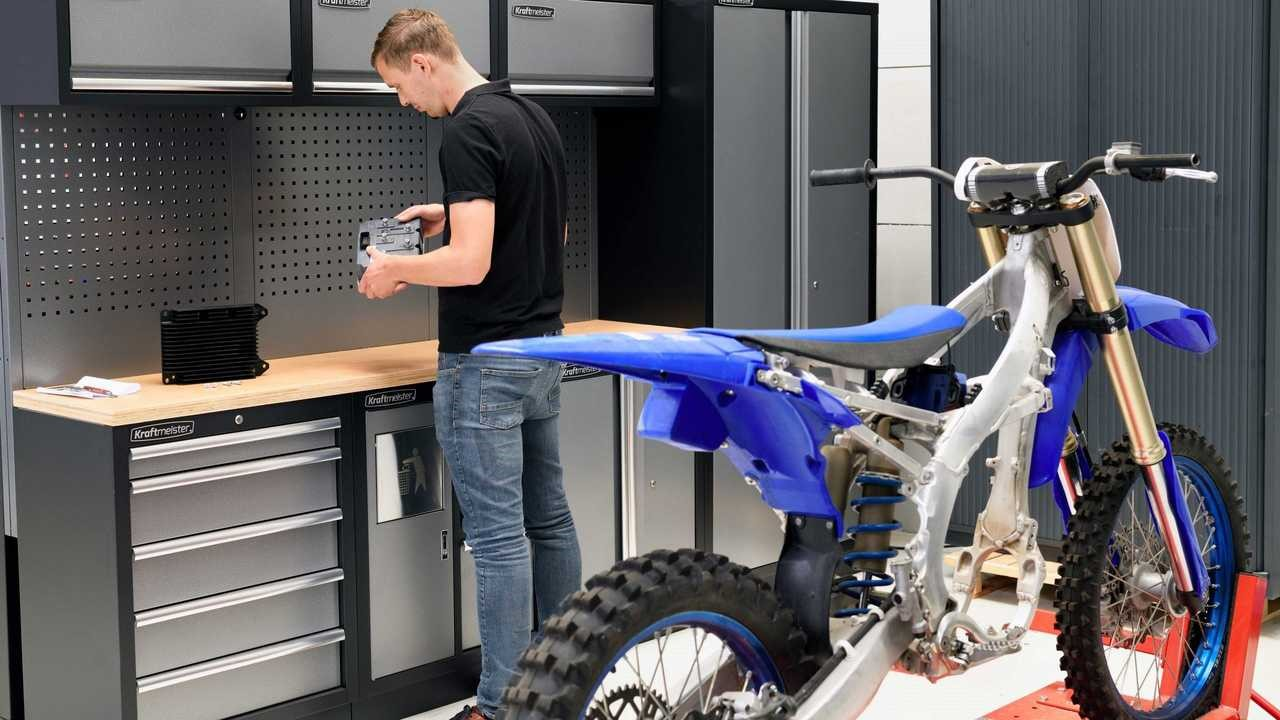 Yamaha Motors Europe helped develop the new electric bike