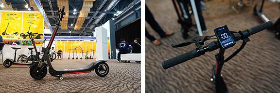 At the Hong Kong Global Sources Show in the fall of 2019, the personal demand for electric scooters will increase next year?