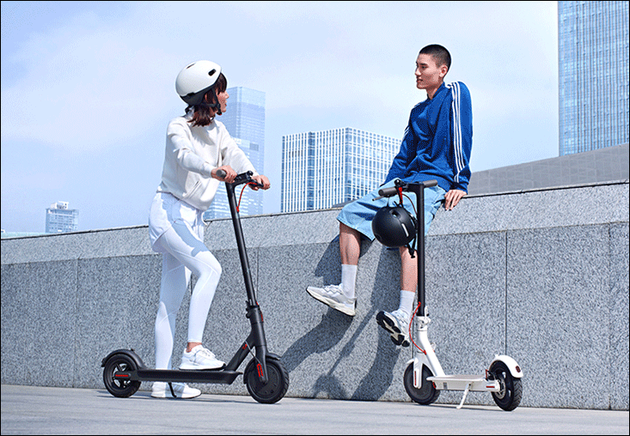 Xiaomi has teamed up with Mercedes to launch a special version of its electric scooter, the Pro 2