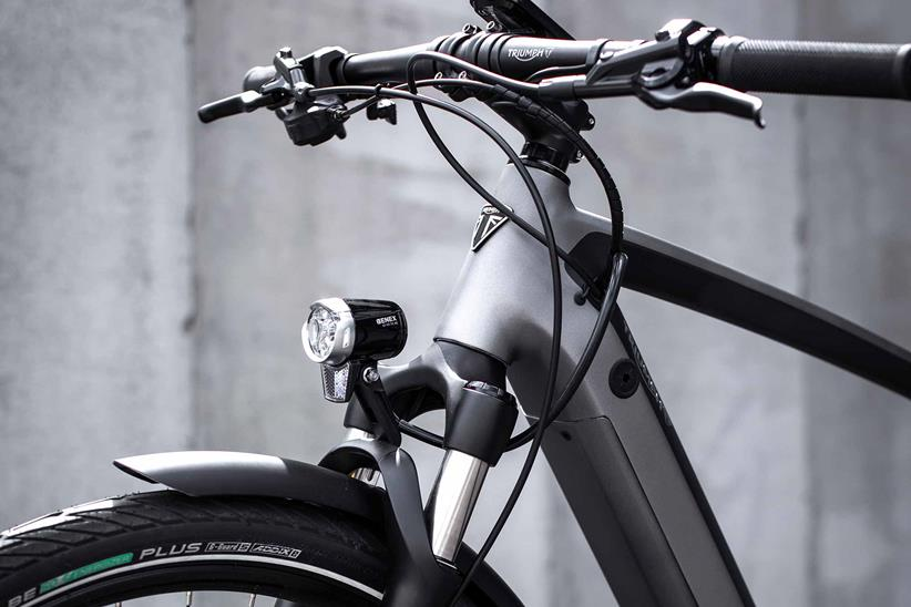Triumph electric bicycle with 59.6Nm torque and 160 km range, the price is 26,000. Do you have any idea?