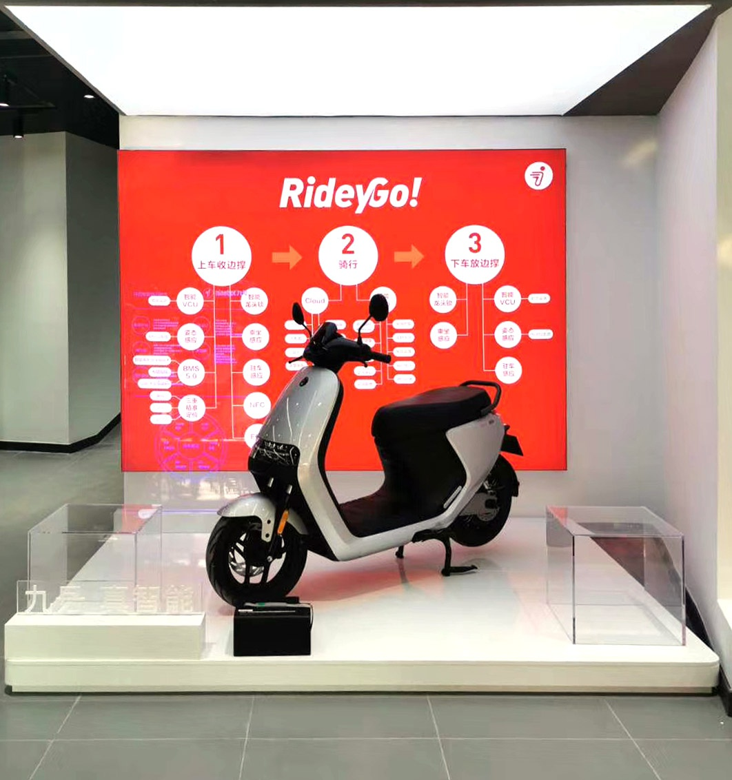 Robot 9 reshapes the two-wheeled electric bicycle market