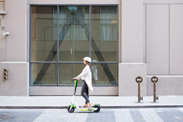 SDOT provides applications for scooter-sharing licenses to Lime, Link and Wheels