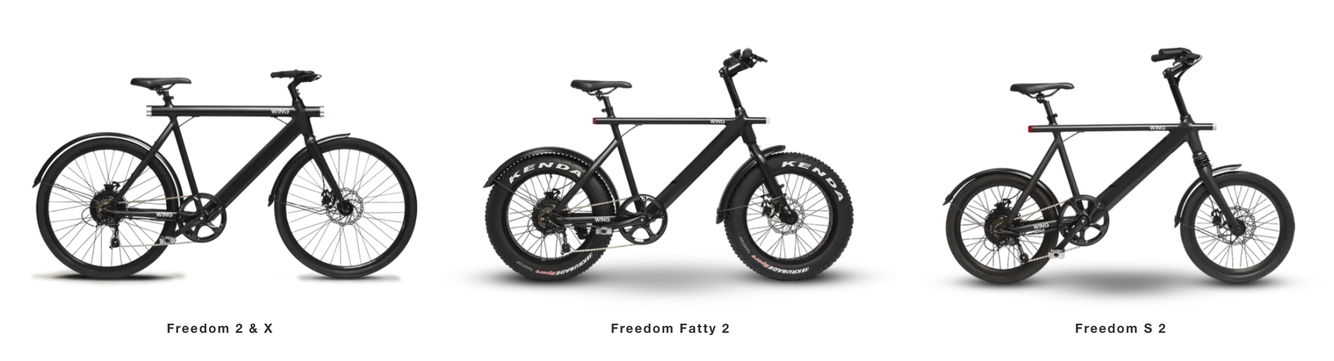 Wing has launched a new, cheaper Freedom X, a stylish e-bike