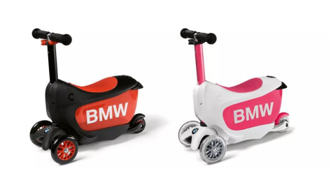 BMW joint scooter, do you want it?