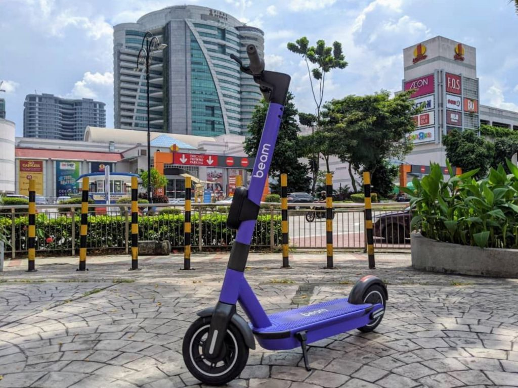 After KL's first year, the electric scooter sharing company is expanding to Utama Bunda