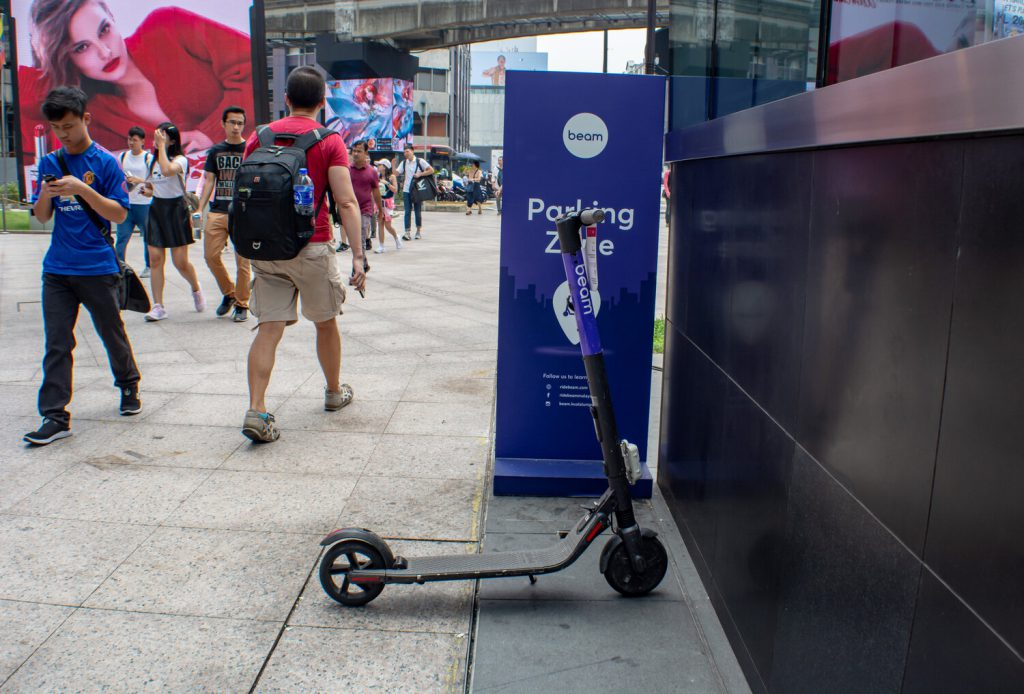 After the first year of establishment of KL, this electric scooter sharing company is expanding to Utama Bangda