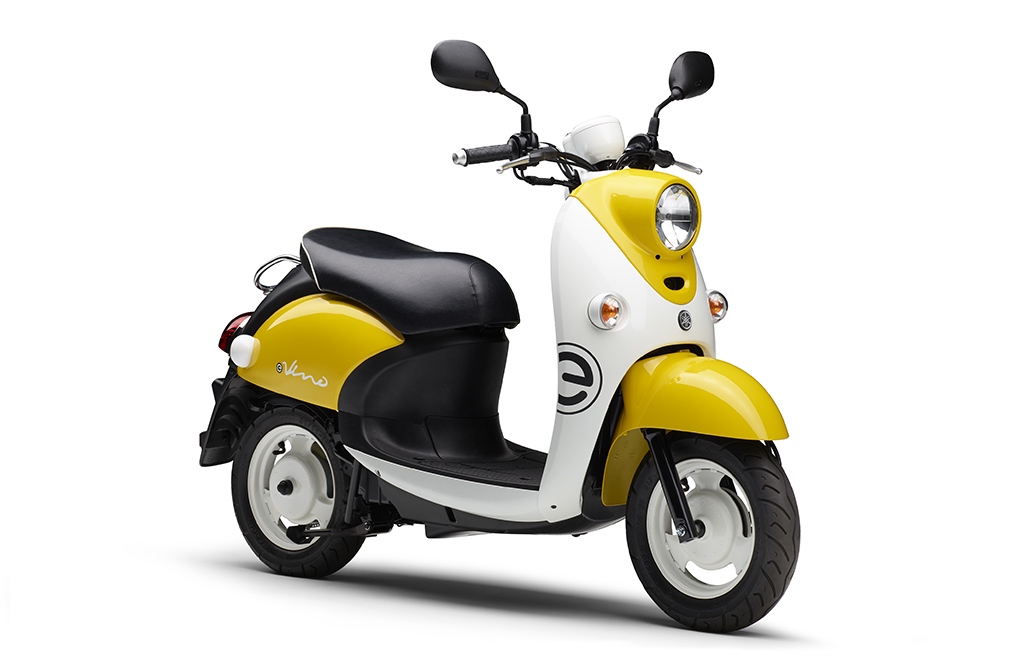 Yamaha has just launched an affordable Vespa