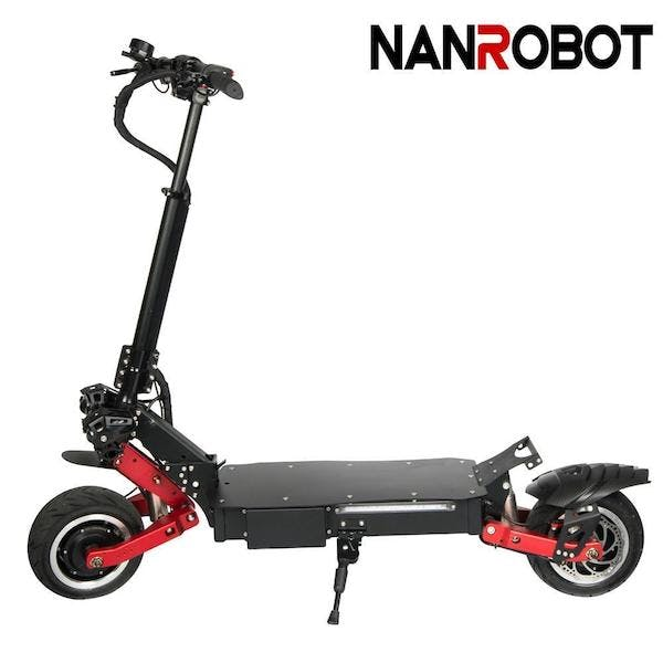 Do you want to experience the extreme speed of 55km / h for electric scooters?