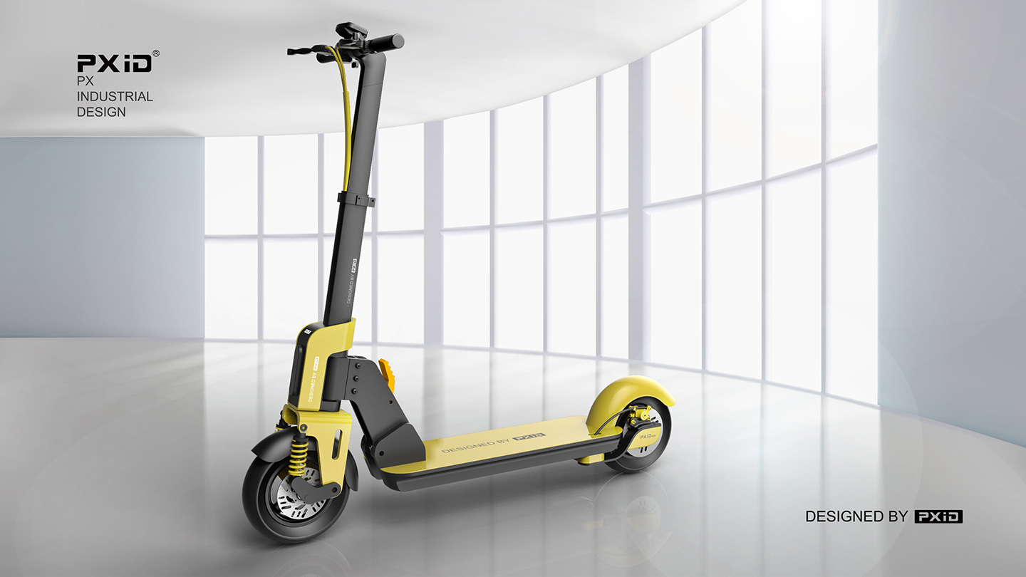 Foreign industry information | TUV Rheinland assisted Segway-Nanbo electric scooter won the German eKFV certification